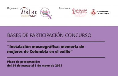 Memoria Mujeres Colombia Exilio