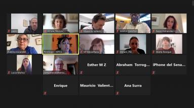 Reunión Intergrupo PNL